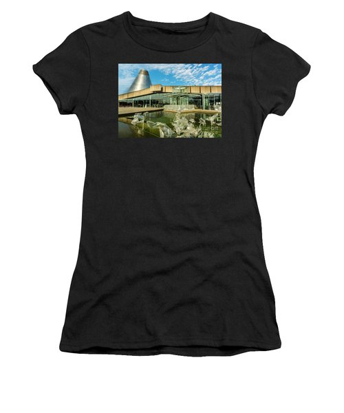 Tacoma's Museum Of Glass  Women's T-Shirt