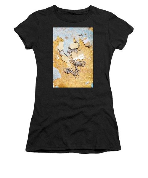 Tags Of War Women's T-Shirt