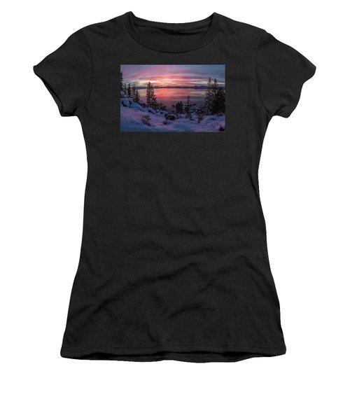 Tahhhhhoe Sunset Women's T-Shirt