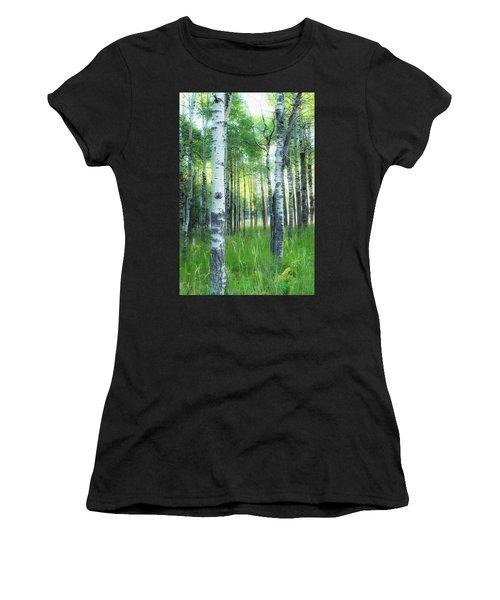Tahoe Birch Women's T-Shirt