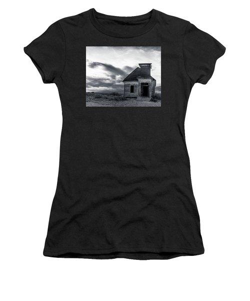 Taiban Presbyterian Church, New Mexico #3 Women's T-Shirt