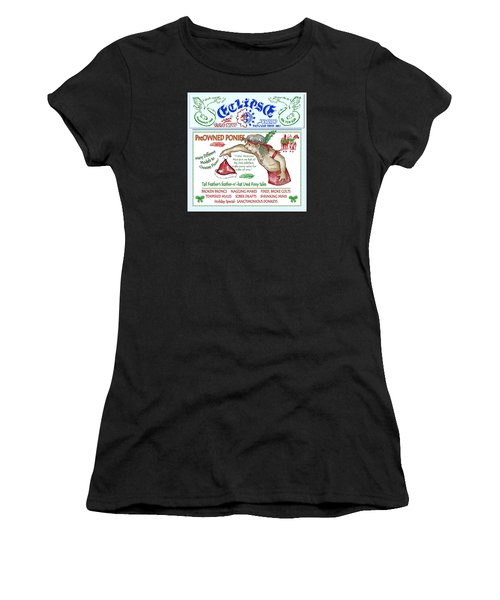 Real Fake News Preowned Pony Ad Women's T-Shirt