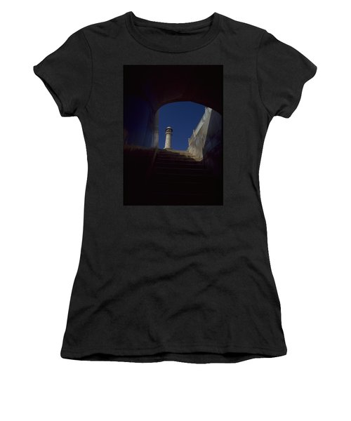 Taj Mahal Detail Women's T-Shirt