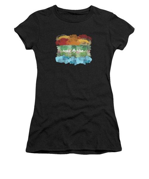 Take A Hike Appalachian Trail Women's T-Shirt