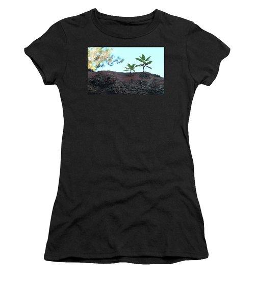 Taking A Walk Women's T-Shirt