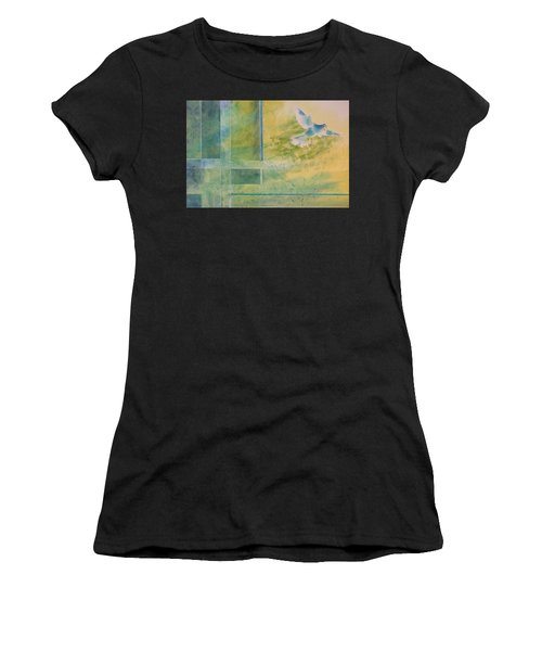 Taking Flight To The Light Women's T-Shirt