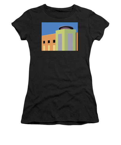 Talin Market Women's T-Shirt (Athletic Fit)