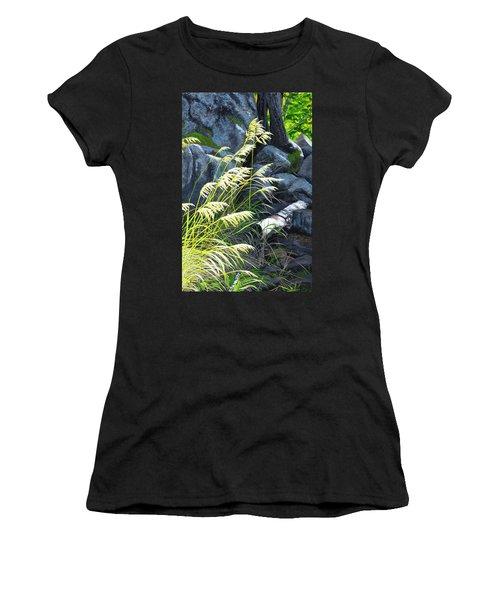 Tall Grass In A Breeze Women's T-Shirt