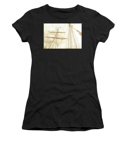 Tall Ship - 1 Women's T-Shirt