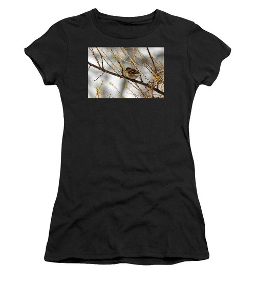 Tamarack Visitor Women's T-Shirt (Athletic Fit)