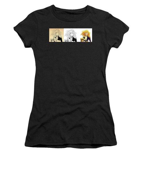 Tammy Portrait  Restorations Women's T-Shirt