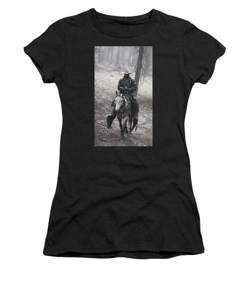 Tapadero Cowboy Women's T-Shirt