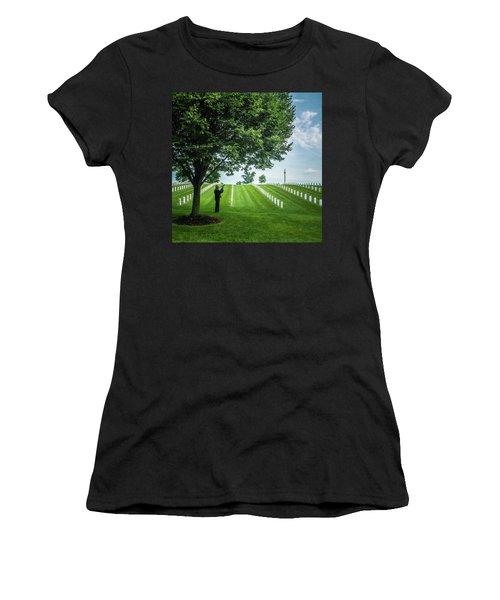 Taps Color Women's T-Shirt