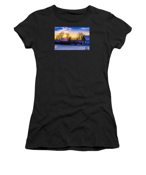 Tarchomin Sunset Women's T-Shirt