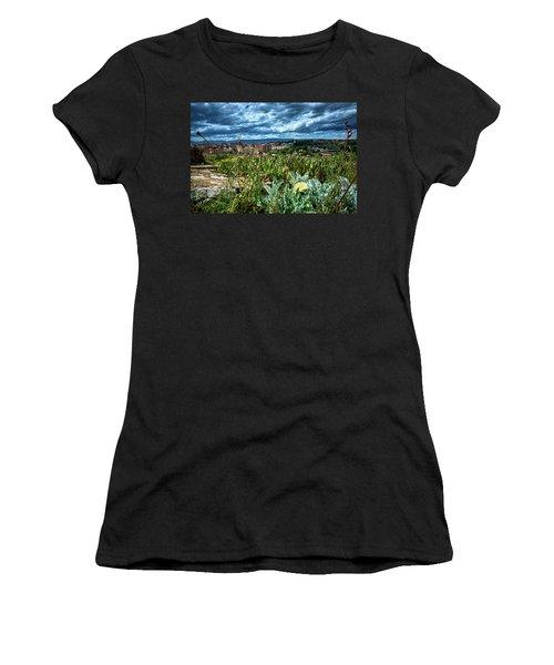 Tarragona From The Roman Wall Women's T-Shirt
