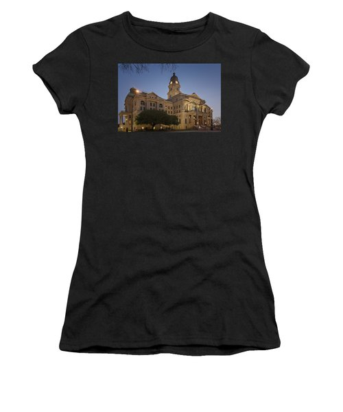 Tarrant County Courthouse Rebirth Women's T-Shirt