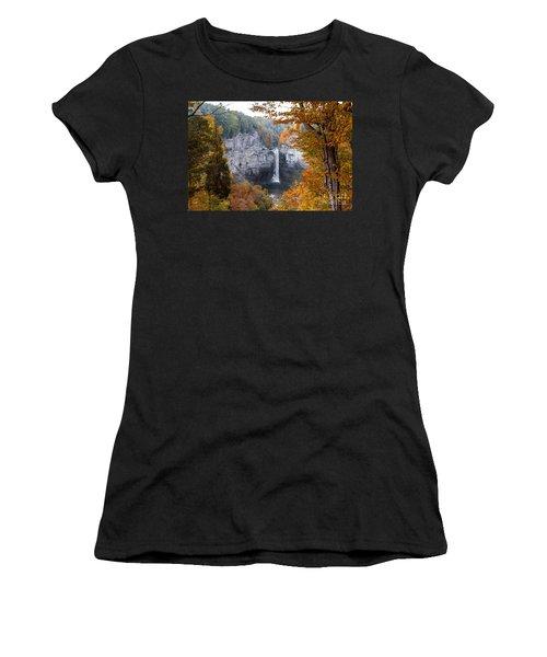Taughannock Autumn Women's T-Shirt