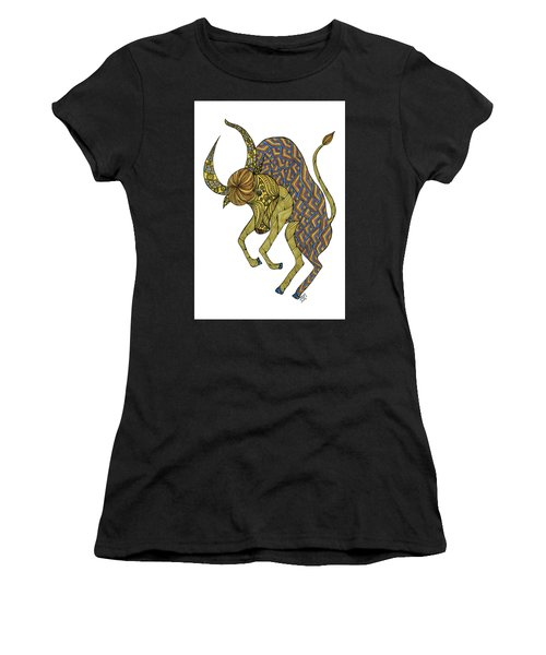 Taurus Women's T-Shirt (Athletic Fit)