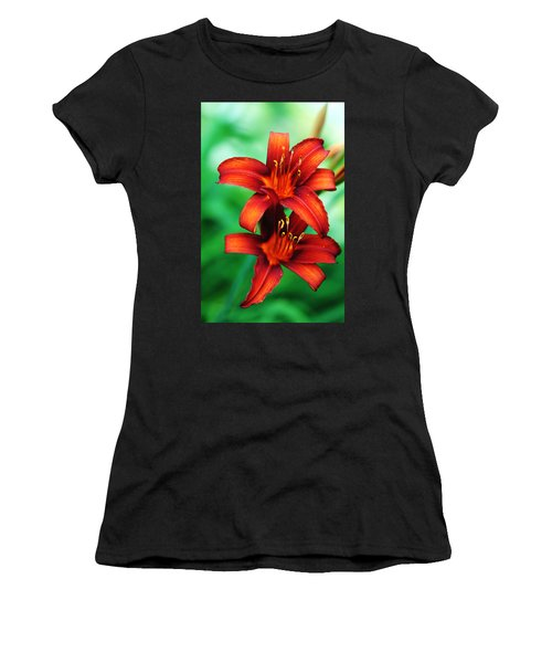 Tawny Beauty Women's T-Shirt (Athletic Fit)