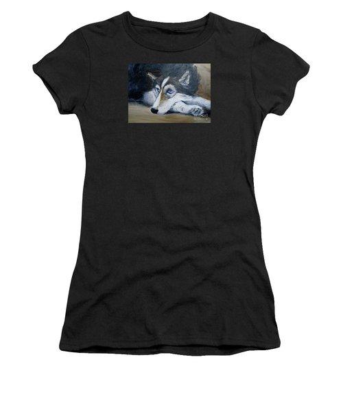 Tazmania Women's T-Shirt (Athletic Fit)