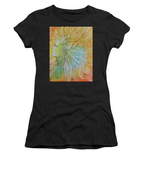 Te-fiti Women's T-Shirt (Athletic Fit)