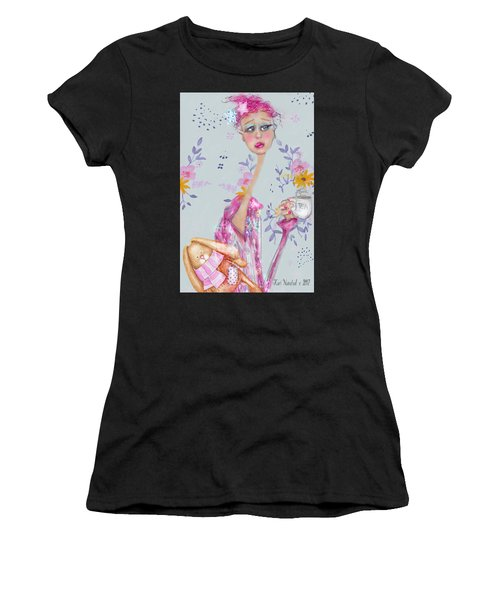 Tea For Me Women's T-Shirt (Athletic Fit)