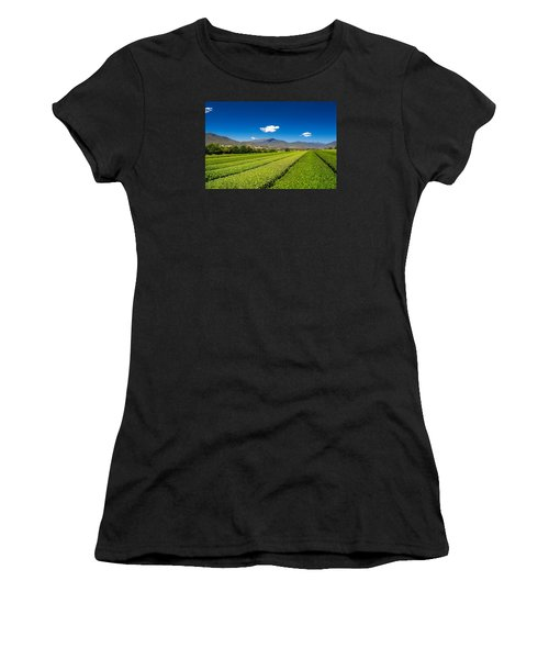 Tea In The Valley Women's T-Shirt (Athletic Fit)