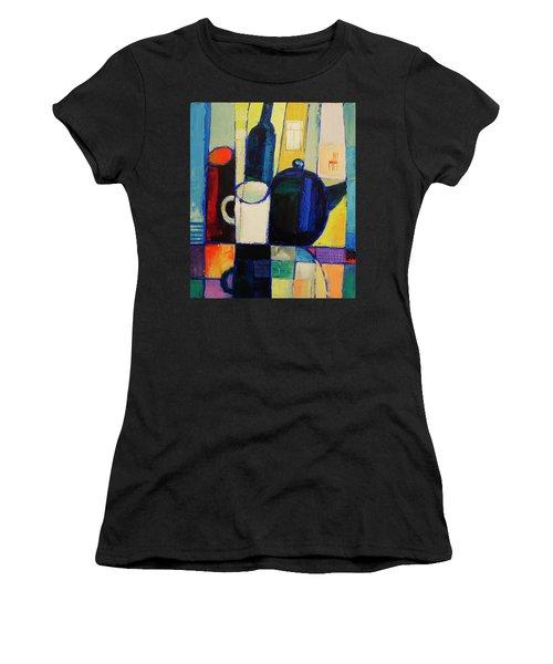 Tea Women's T-Shirt (Athletic Fit)