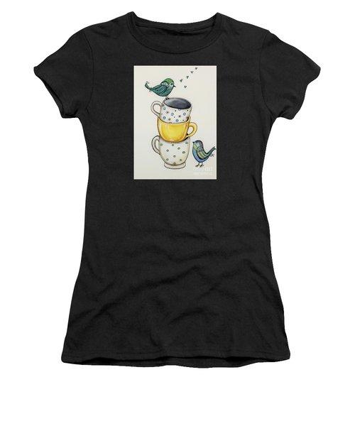 Tea Time Friends Women's T-Shirt