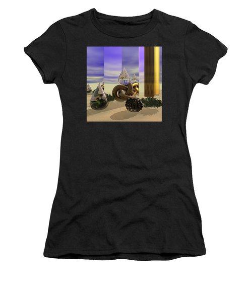 Tears In The Desert Women's T-Shirt
