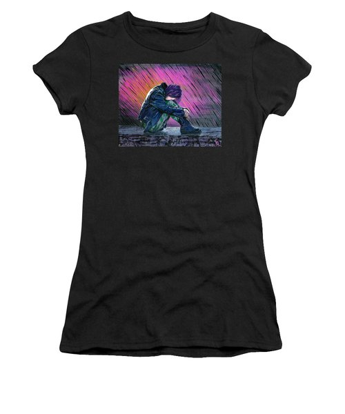 Tears In The Rain Women's T-Shirt