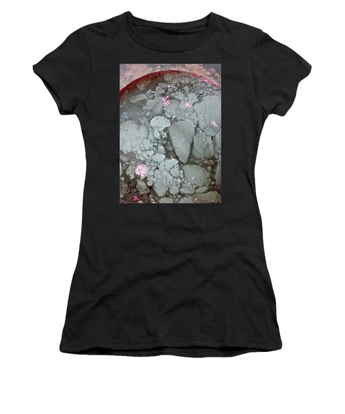 Tectonic With Sky Above And Below Women's T-Shirt