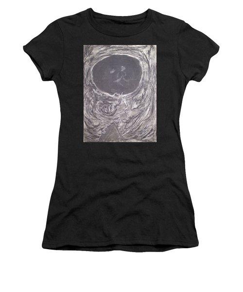 Teddy Bear Eye Detail Women's T-Shirt