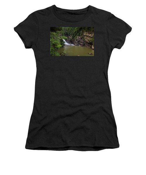 Tallulah Gorge Falls Women's T-Shirt