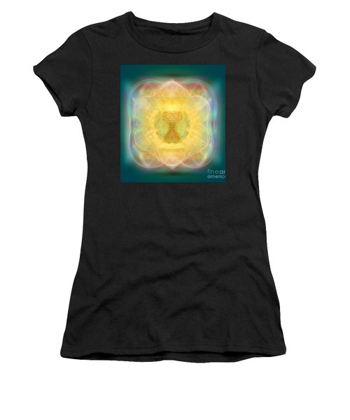 Temple Fire Chalice Women's T-Shirt