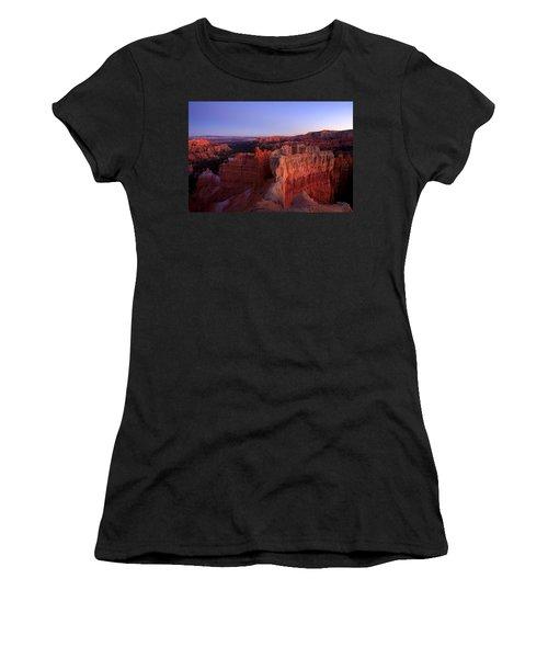 Temple Of The Setting Sun Women's T-Shirt