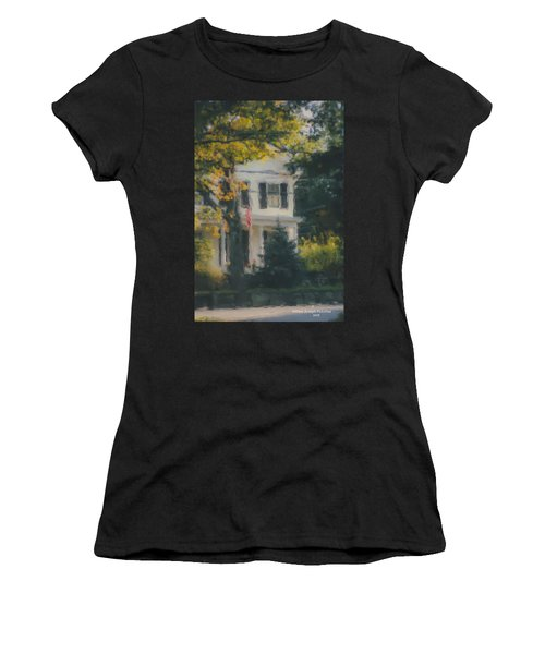 Ten Lincoln Street, Easton, Ma Women's T-Shirt