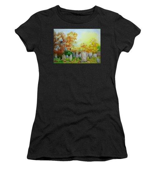 Tennant Cemetery New Jersey Women's T-Shirt