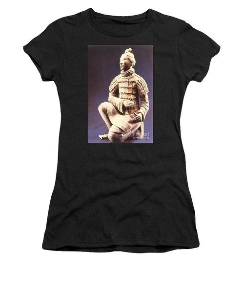 Terracotta Soldier Women's T-Shirt
