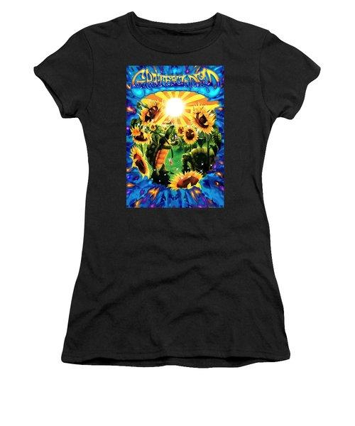 Terrapin Sun Flowers Women's T-Shirt