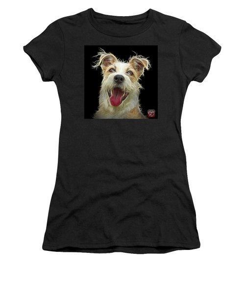 Terrier Mix 2989 - Bb Women's T-Shirt (Athletic Fit)