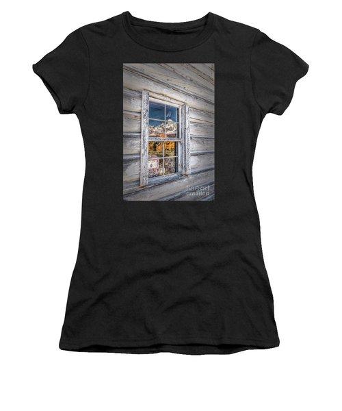 Teton Reflection Women's T-Shirt (Athletic Fit)