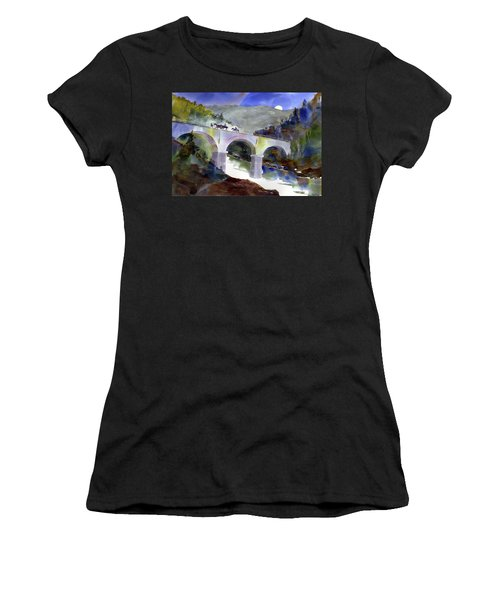 Tevis Crossing 3am Women's T-Shirt