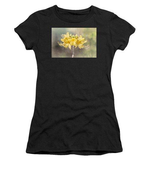 Texas Azalea -textured Women's T-Shirt