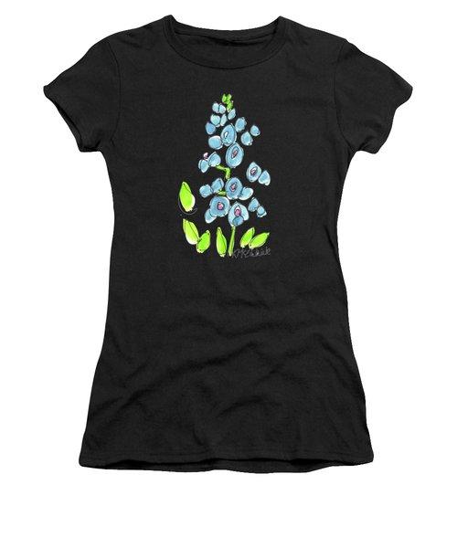 Texas Bluebonnet Women's T-Shirt