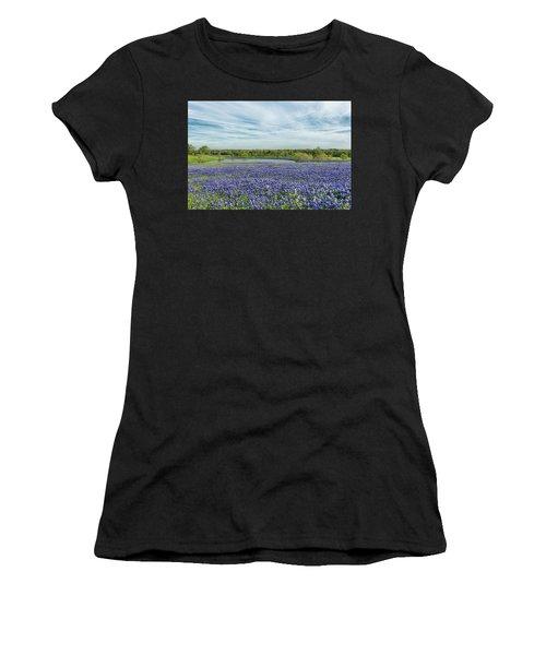 Texas Bluebonnets 13 Women's T-Shirt