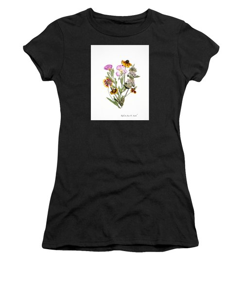 Texas Hill Country 1 Women's T-Shirt (Athletic Fit)