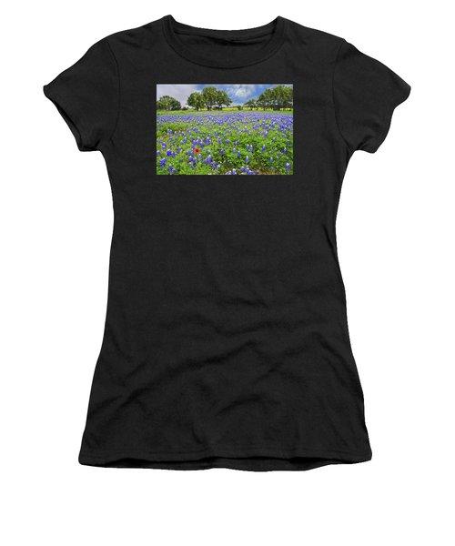 Texas Spring  Women's T-Shirt