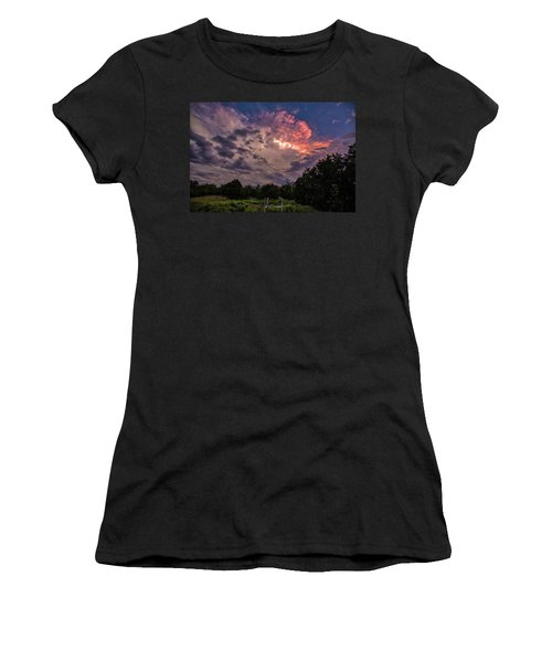 Texas Sunset Women's T-Shirt