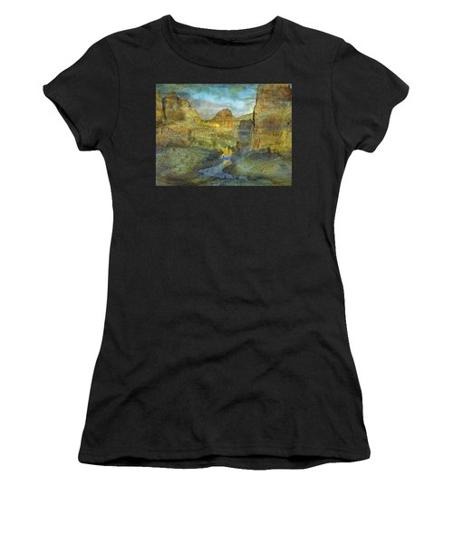 Textures Of Nature Women's T-Shirt